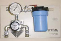 Water Temp Controls, Filters, Repair Parts